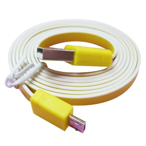 4-25 AM & MICRO yellow Cable