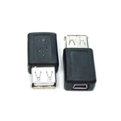 15-40 USB FEMALE TO MINI 5P FEMALE Adapter